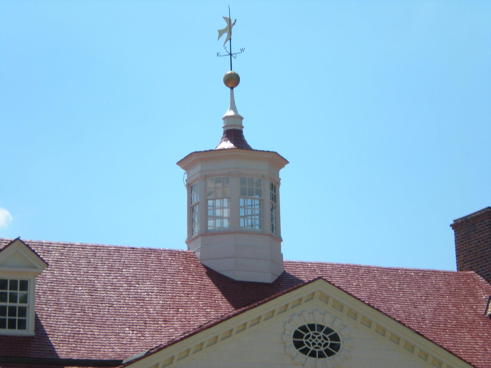 Mount Vernon cupola